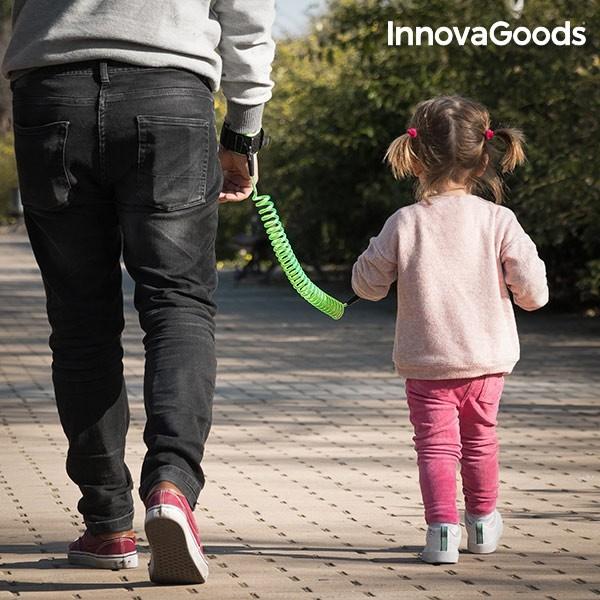 Pulseira Com Correia De Seguranca Para Criancas Innovagoods